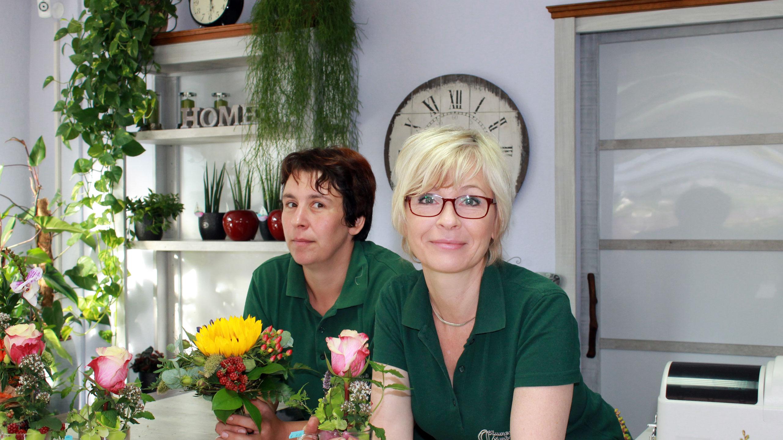 Blumenladen in Finsterwalde